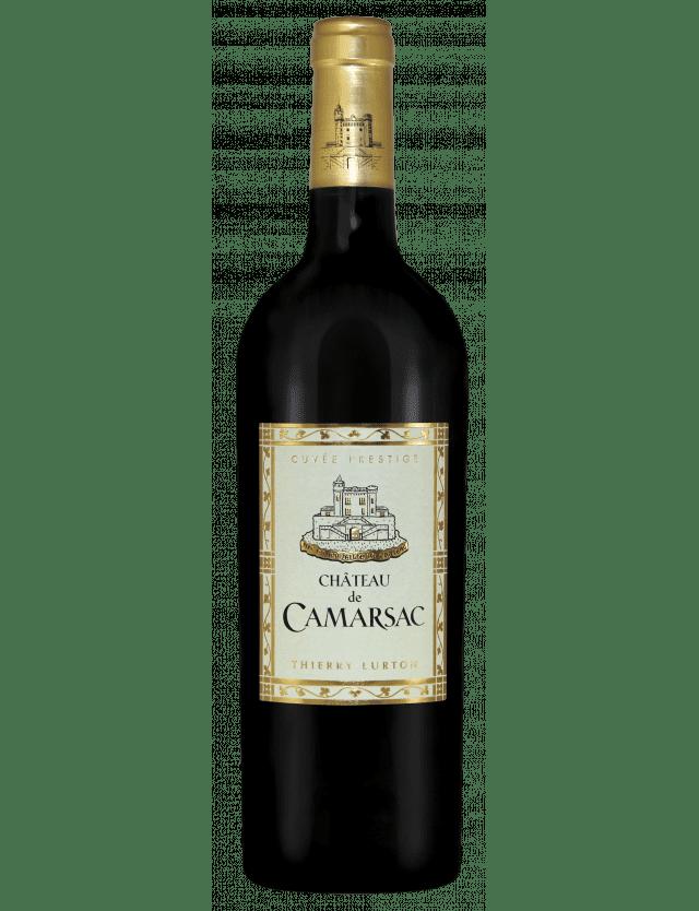 Cuvée Prestige château de camarsac - thierry lurton