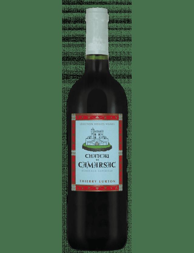 Cuvée Séléction château de camarsac - thierry lurton