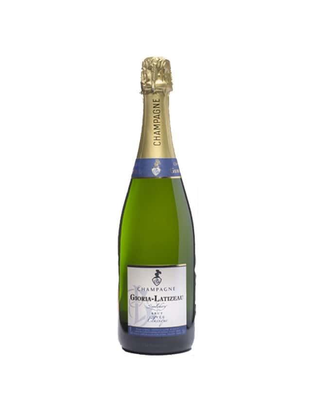 Classique Brut champagne gioria latizeau