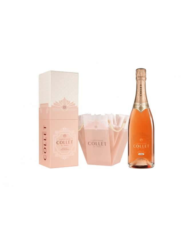 Coffret So Collet Collection Privée Rosé Dry