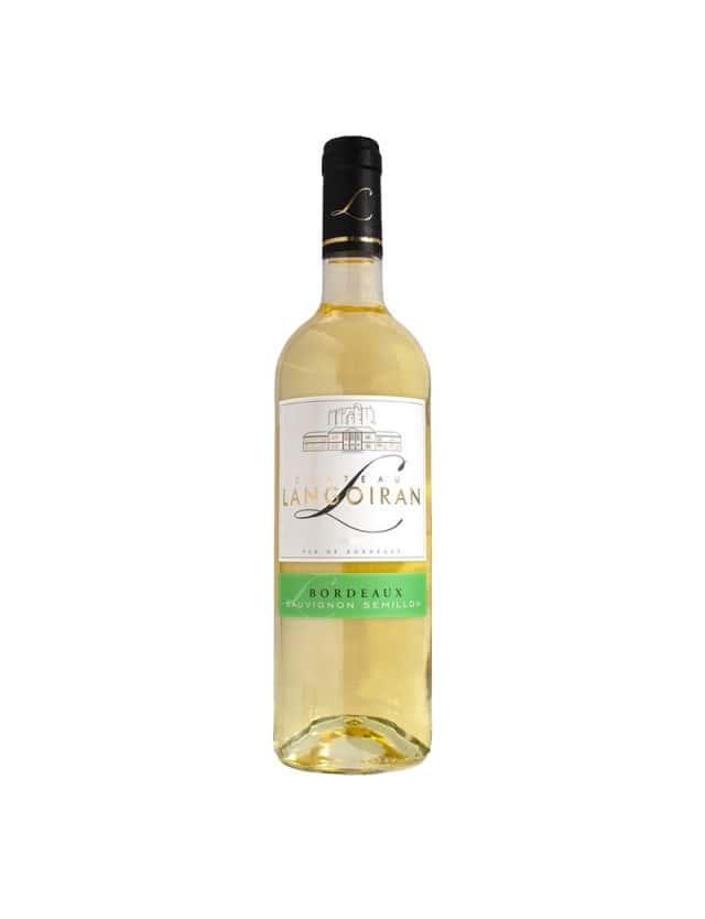 Cuvée Bordeaux Blanc sec chateau langoiran
