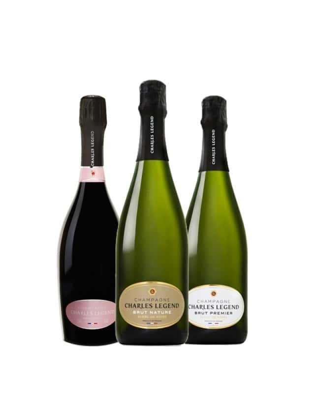 A la découverte du Pinot Noir champagne charles legend