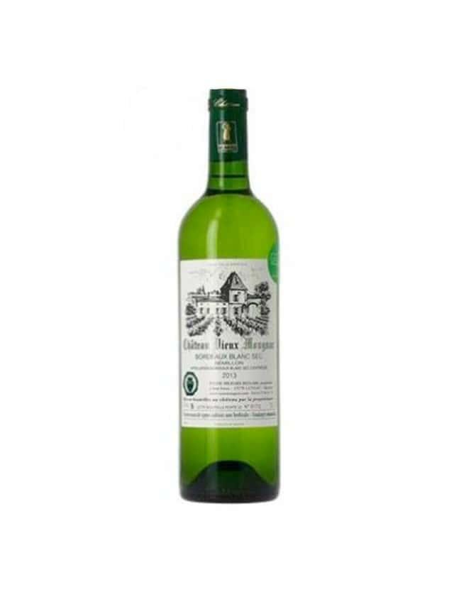 Dry white Bordeaux CHÂTEAU VIEUX MOUGNAC