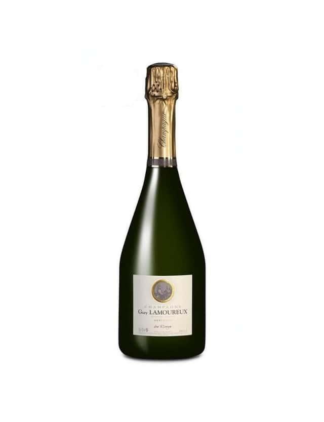 Cuvée Héritage champagne guy lamoureux