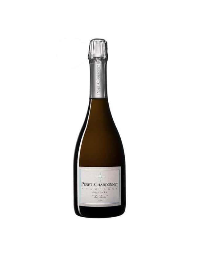 """Penet-Chardonnet Grand Cru - Lieu-Dit """"Les Fervins"""" Extra Brut la maison penet"""