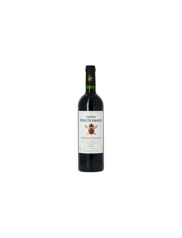 Château VIEUX DOUMAYNE vignobles janoueix