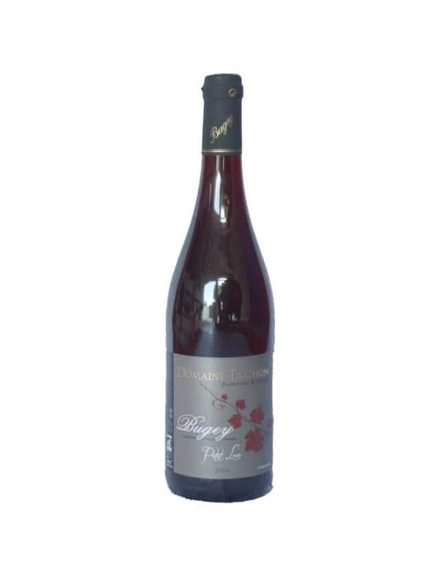 "Organic Gamay Cuvée ""Petit Luc"" Gamay  domaine trichon"