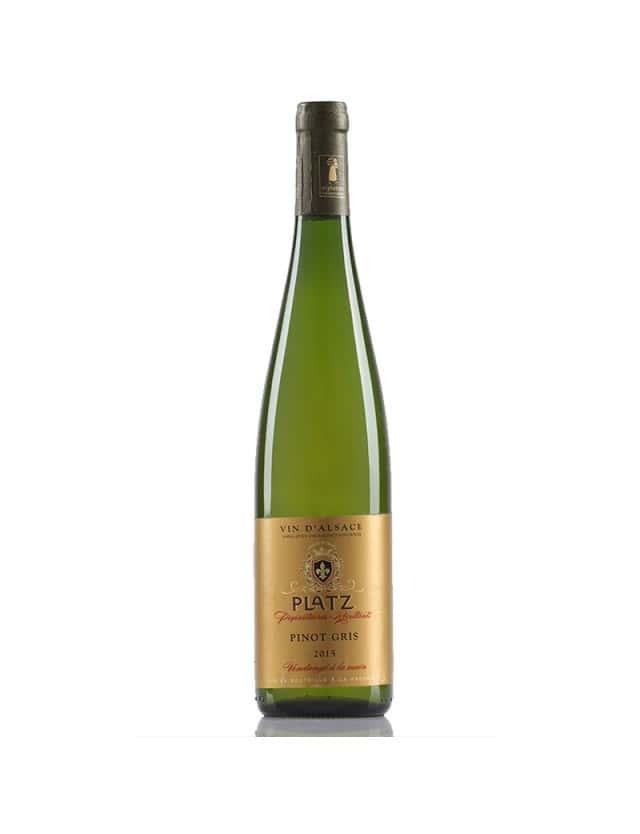 Pinot Gris platz françois & fils