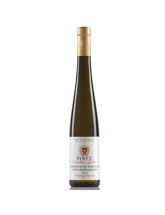Gewurztraminer - Goldesch de Bergheim platz françois & fils