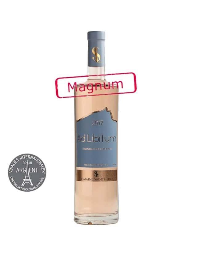 Ad Libitum - Magnum domaine sainte lucie
