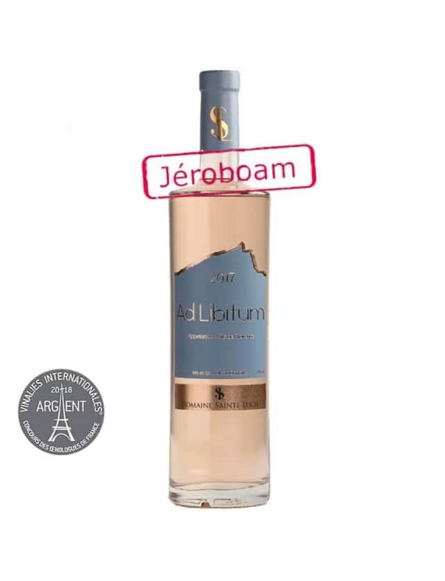 Ad Libitum - Jéroboam domaine sainte lucie