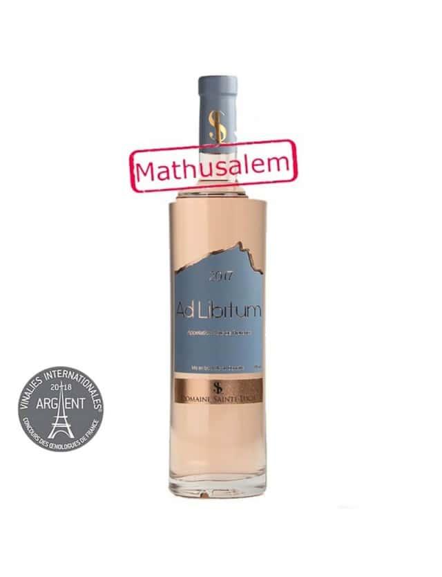 Ad Libitum - Mathusalem domaine sainte lucie