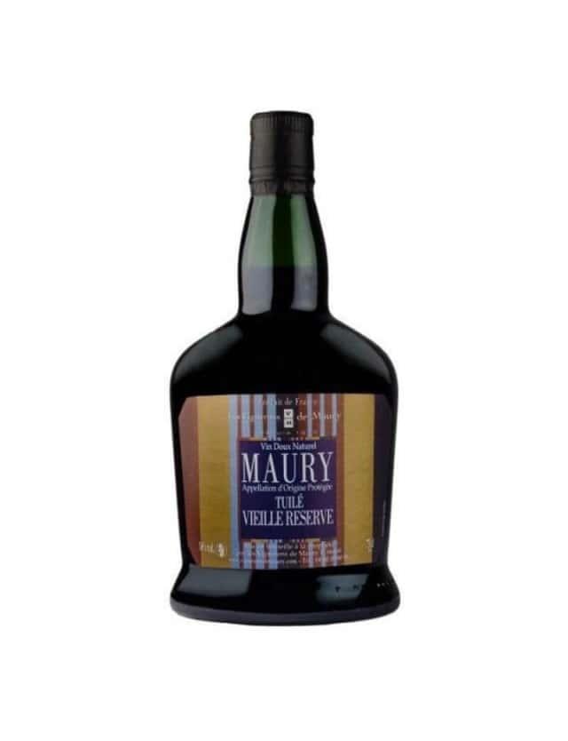 MAURY VIEILLE RÉSERVE les vignerons de maury