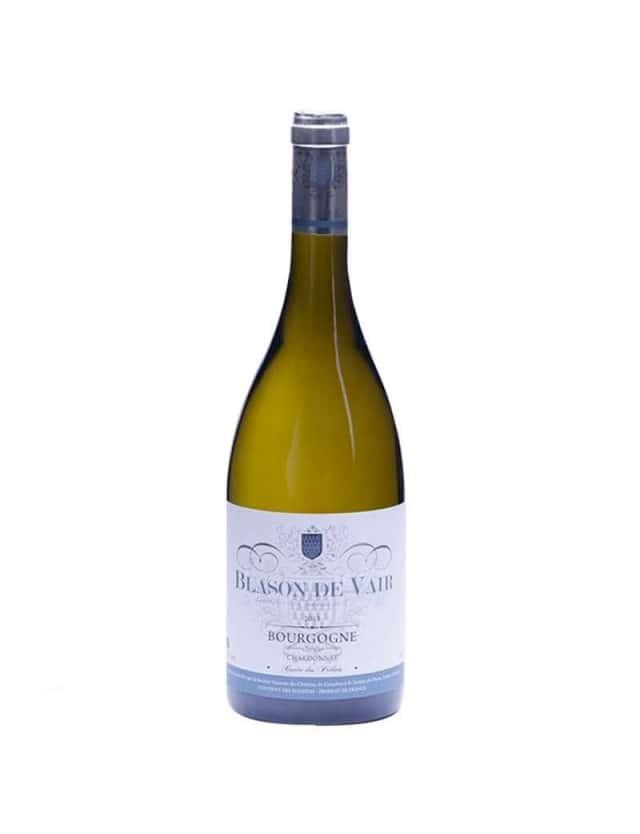 BLASON DE VAIR - SAINT BERNARD - Blanc 2018 chateau de couches