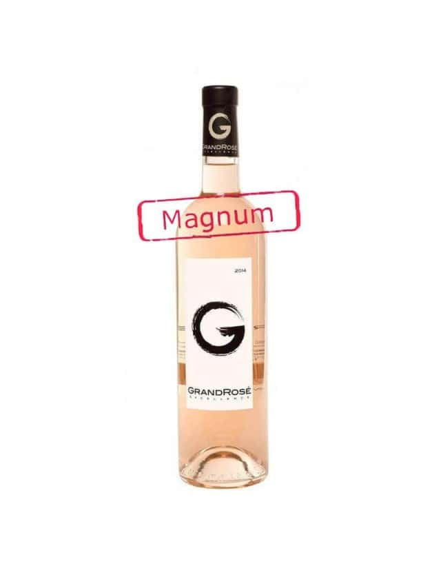 GrandRosé Excellence - Magnum grand rosé