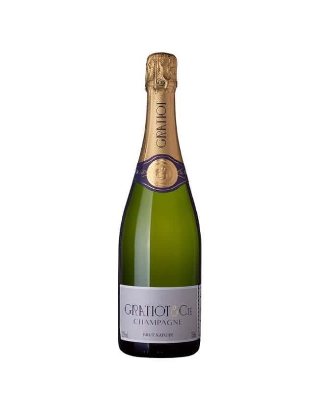 Brut Nature champagne gratiot & cie
