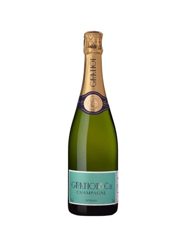 Intense champagne gratiot & cie