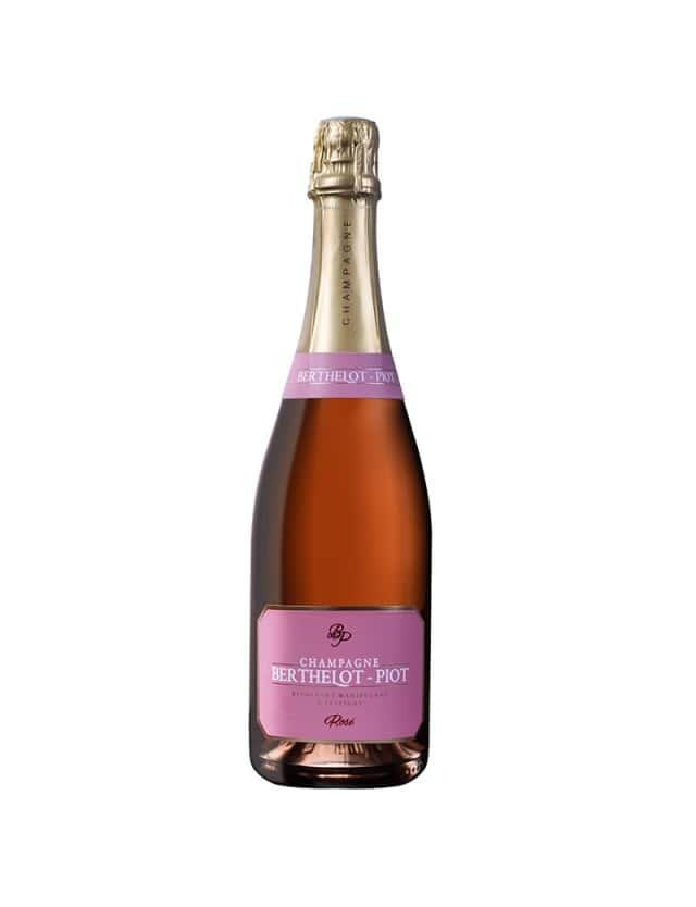 Rosé champagne berthelot-piot