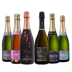 Coffret Découverte Champagne Berthelot-Piot