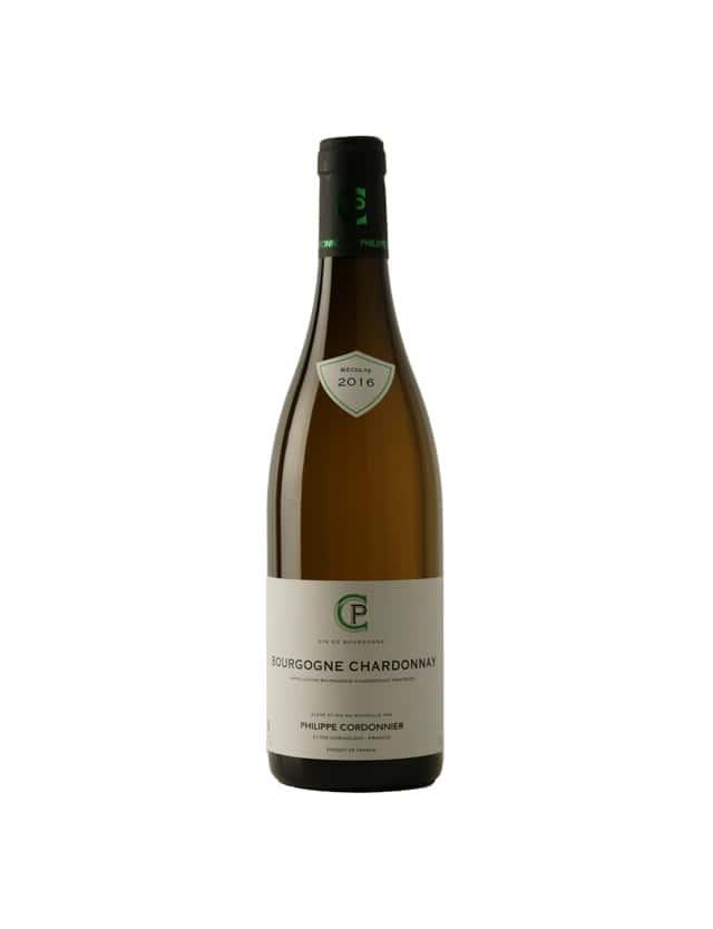 Chardonnay domaine philippe cordonnier