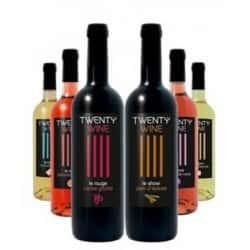 Coffret découverte Vins aromatisés TWENTY WINE