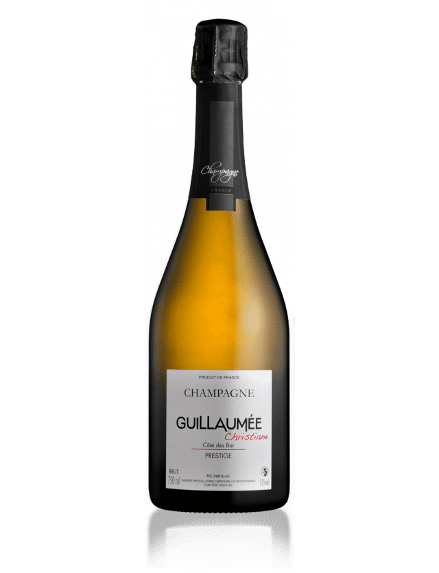 Cuvée Prestige champagne guillaumee