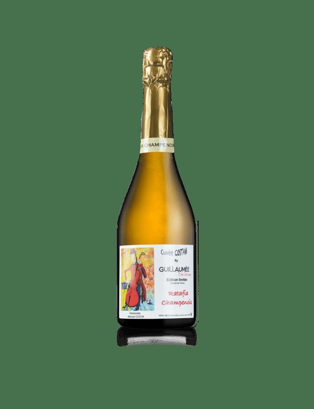 Ratafia champenois COSTAM champagne guillaumee