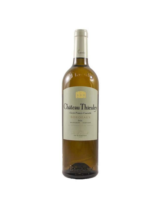Thieuley Cuvée Francis Courselle château thieuley