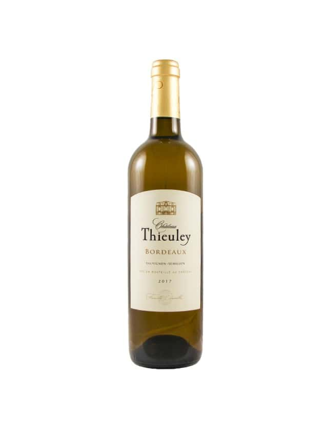 Thieuley Blanc château thieuley
