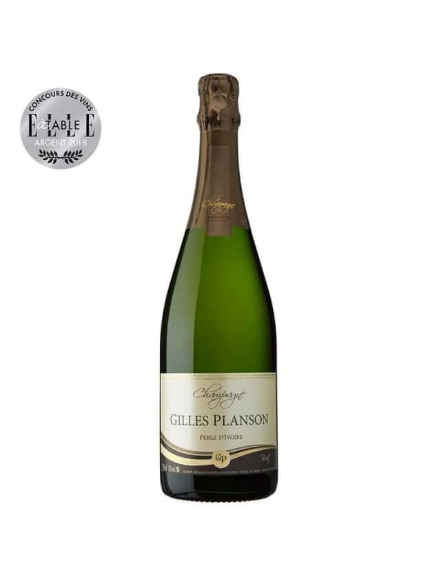 Perle d'Ivoire champagne gilles planson