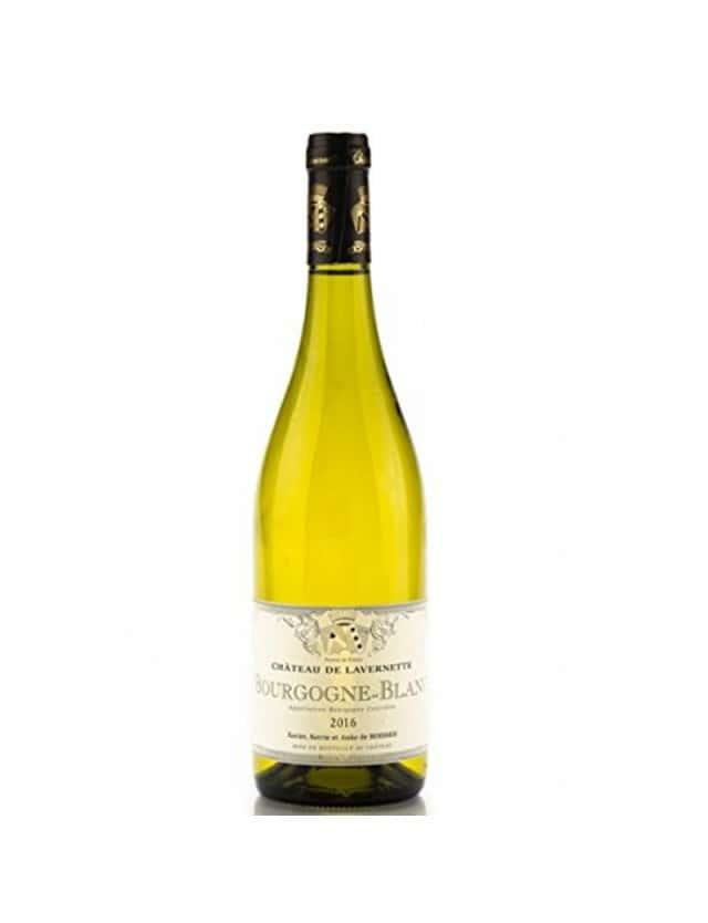 Bourgogne Blanc chateau de lavernette