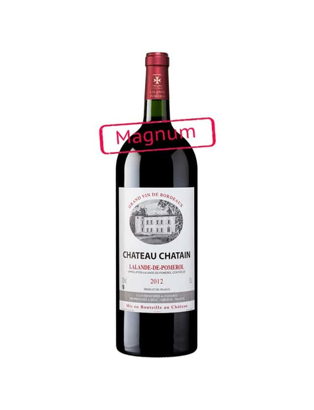 Magnum Chateau Chatain château chatain