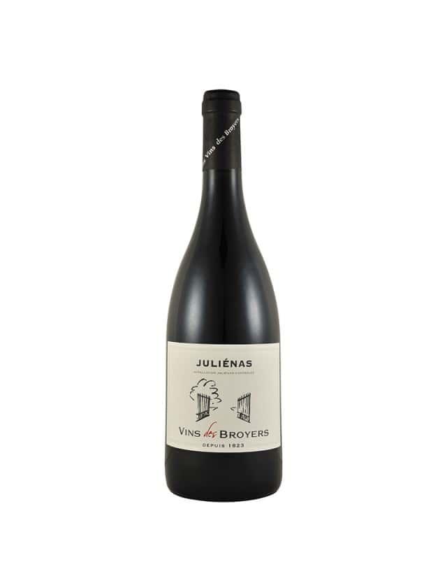 Juliénas vins des broyers