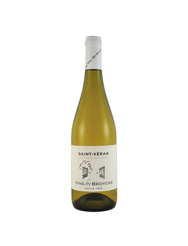 Saint Véran vins des broyers