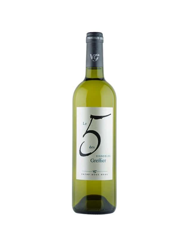 Le 5 des Vignobles Greffier vignobles greffier - château moulin de launay