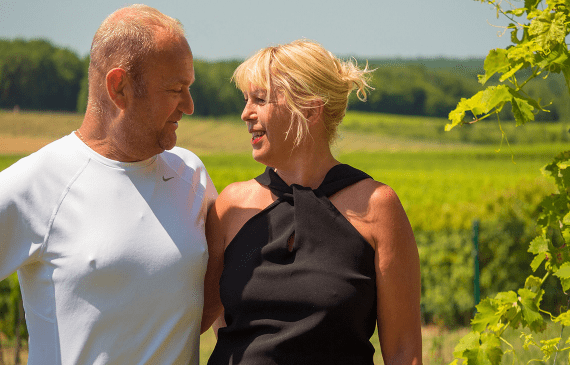 Château Marchand Bellevue: Des vins rouges de plaisir en Entre-Deux-Mers