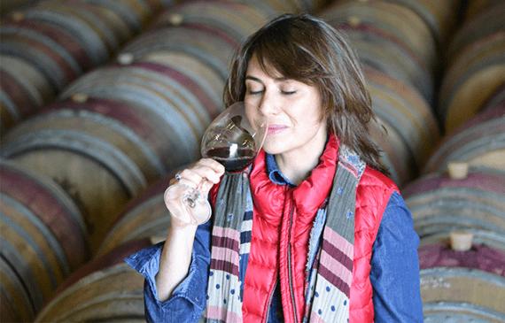 """Laëtitia Allemand, Domaine Allemand : journaliste, vigneronne et militante de la """"vinodiversité"""""""