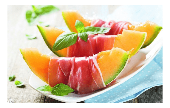 Vin et melon-jambon : 2 accords parfaits