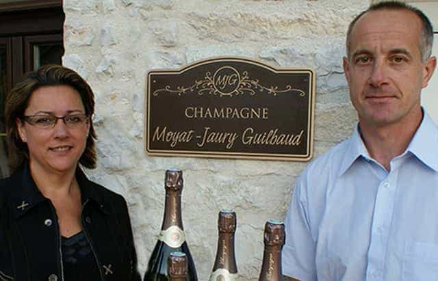 CHAMPAGNE MOYAT JAURY GUILBAUD