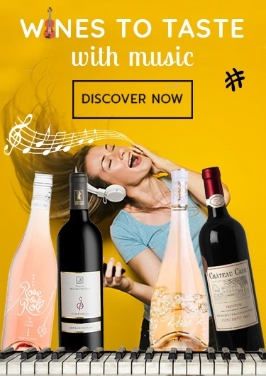 Wine to taste in music